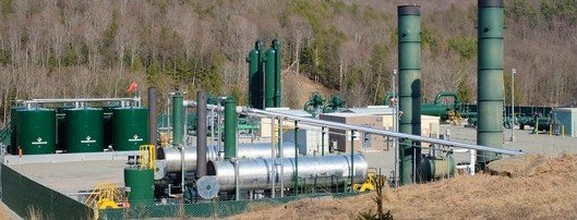 Natural Gas Is The Cleanest Burning Fossil Fuel