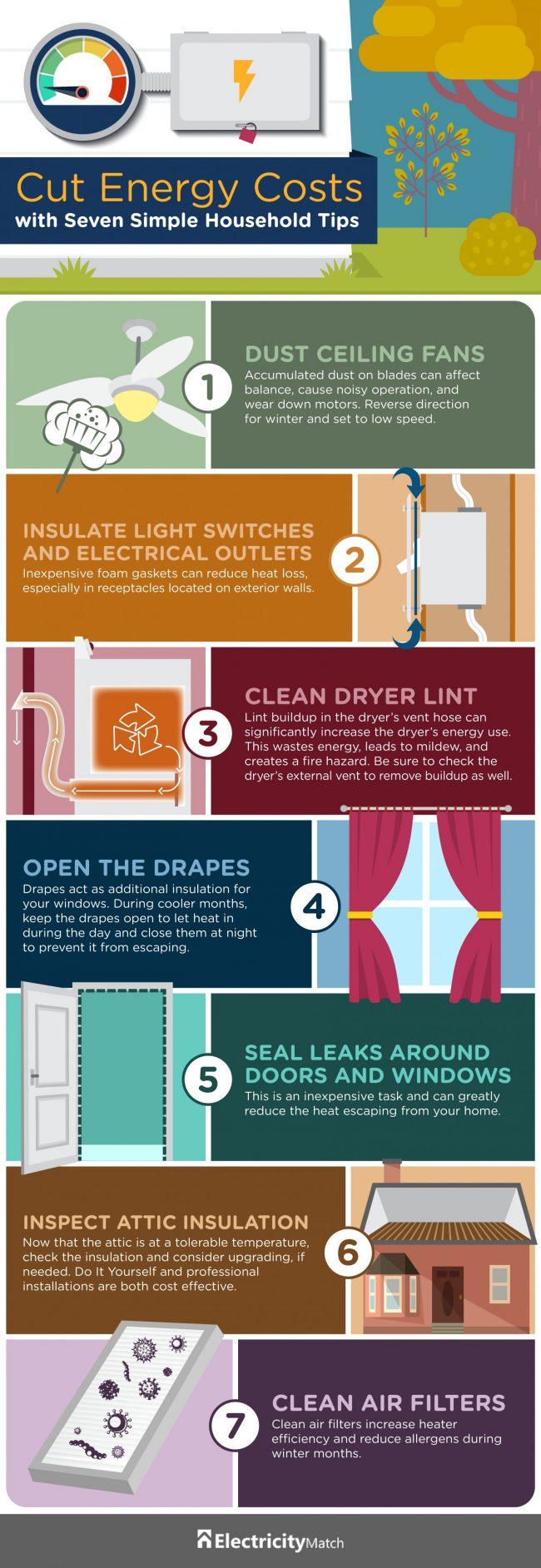 Fall Energy Savings Tips