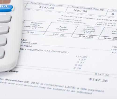 lower gas bill